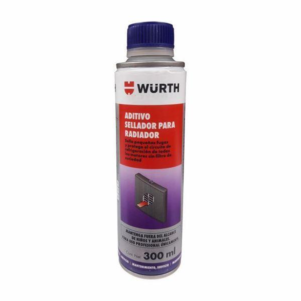 sellador de radiador fugas grietas wurth autodata s.a.c.